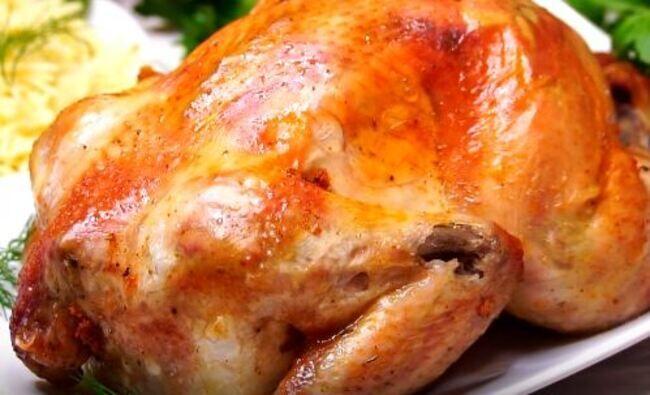 Курица на праздничный стол в духовке – 6 простых и вкусных рецептов